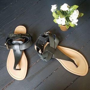 🌼 Nwt Torrid Gladiator Sandals